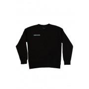 Sweat Full Black Logo Team