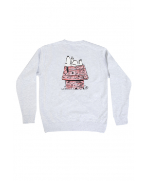 SNOOPY Grey Sweat
