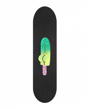 Unemployed Griptape - Ass Cream Model Green