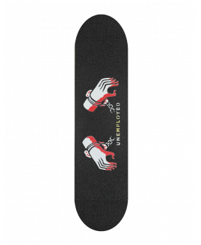 Unemployed Griptape -  Handcuffs Model - RED