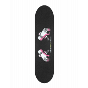 Unemployed Griptape - Handcuffs Model - Pink/red