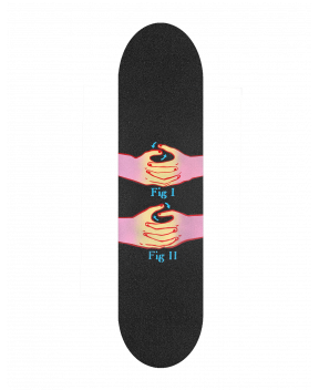 FINGERS CROSSED Griptape